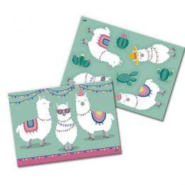 Kit Decorativo Lhama