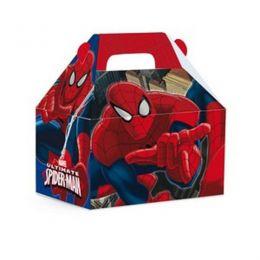 Maleta Kids Spider Man M c/10 unidades