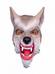 Máscara Spook Lobo Elástico - unidade