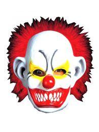 Máscara Spook Palhaço Novo - unidade