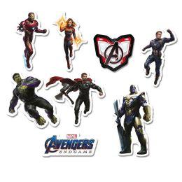 Mini Personagem Avengers 4 c/50 unidades