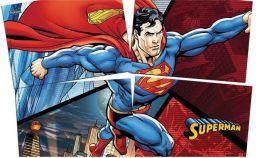 Painel 4 Laminas Superman