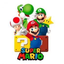 Painel Decorativo Super Mario