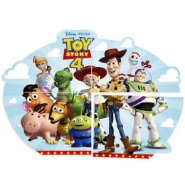 Painel Toy Story 4 1,26 m x 88 cm