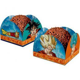 Porta Forminha Dragon Ball c/40 unidades