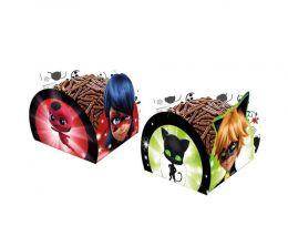 Porta Forminha Miraculous Ladybug c/50 unidades