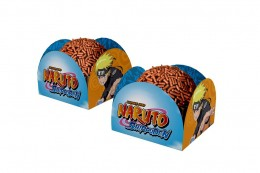 Porta Forminha Naruto c/40 unidades