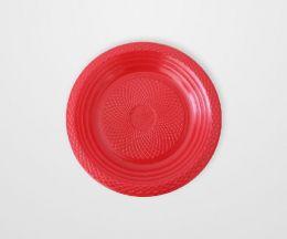 Prato Forfest Vermelho 15 cm c/10 unidades