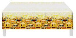 Toalha de Mesa Emoji 1,20 m x 1,80 m