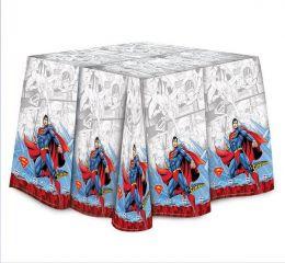 Toalha de Mesa Superman 1,20 m x 1,80 m