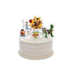 Topper Para Bolo Toy Story 4 c/05 unidades