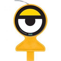 Vela Decorada Emoji