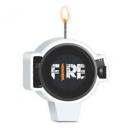 Vela Decorada Festa Fire c/01 unidade