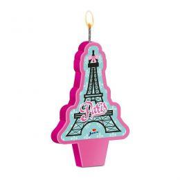 Vela Decorada Paris