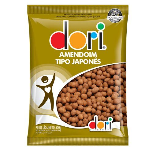 Amendoim Dori Tipo Japonês 500g
