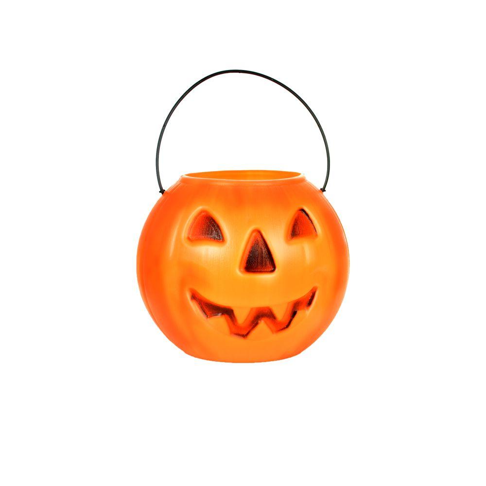 Balde de Abóbora Halloween - unidade