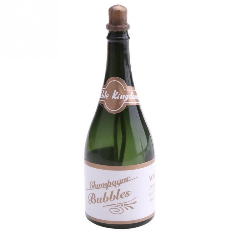 Bolhas de Sabão Champagne - unidade