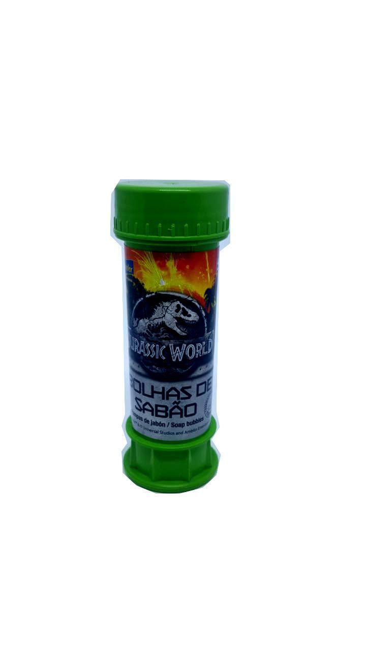 Bolhas de Sabão Jurassic World 60 ml - unidade