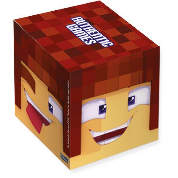 Caixa Surpresa Especial Authentic Games c/08 unidades