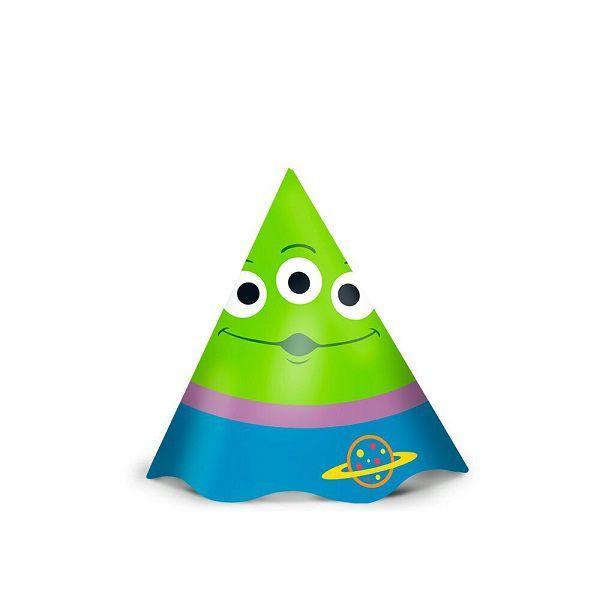 Chapéu Decorado Toy Story 4 c/08 unidades