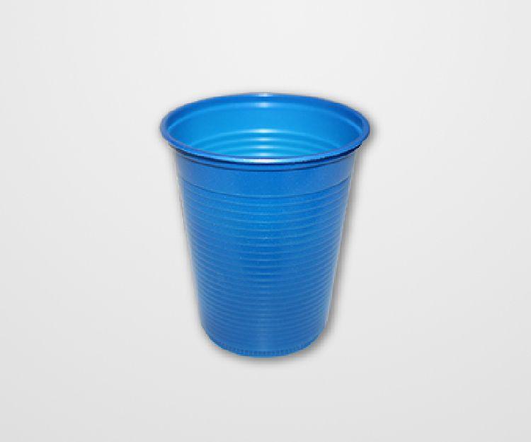 Copo Descartável Forfest Azul Escuro c/50 unidades - 200 ml