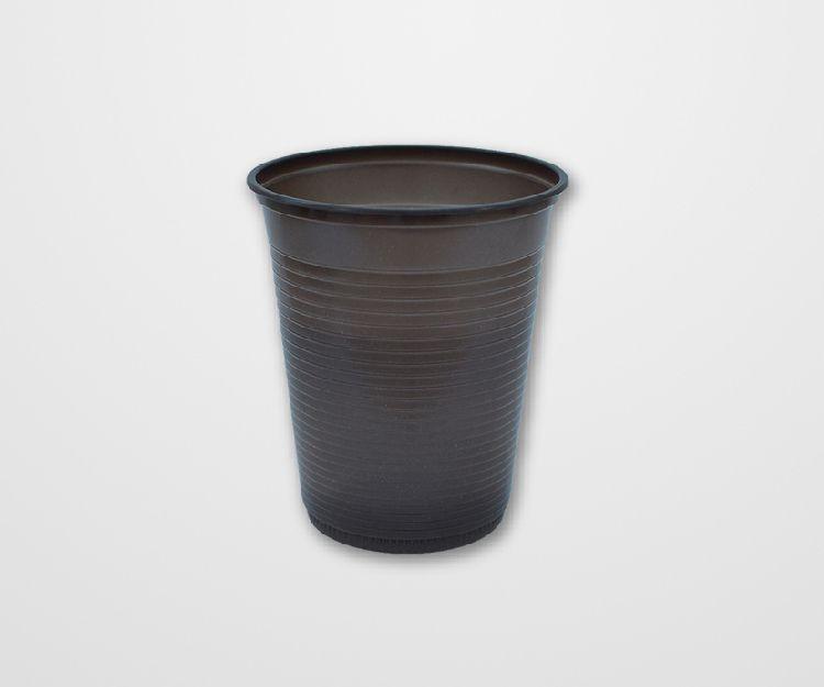 Copo Descartável Forfest Marrom c/50 unidades - 200 ml