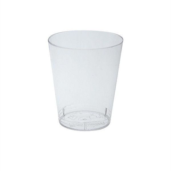 Copo Pic 040 Cristal c/10 unidades - 40 ml
