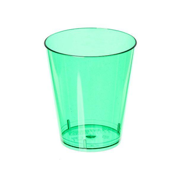 Copo Pic 040 Verde c/10 unidades - 40 ml