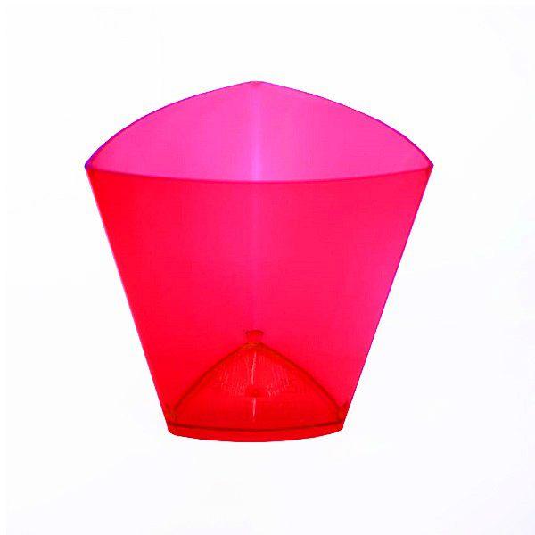 Copo Pic 045 Vermelho c/10 unidades - 45 ml