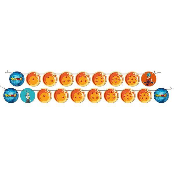 Faixa Decorativa Dragon Ball c/01 unidade