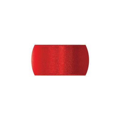 Fita Cetim Progresso Cor Vermelho (Ref 209) 10 m x 22 mm - unidade