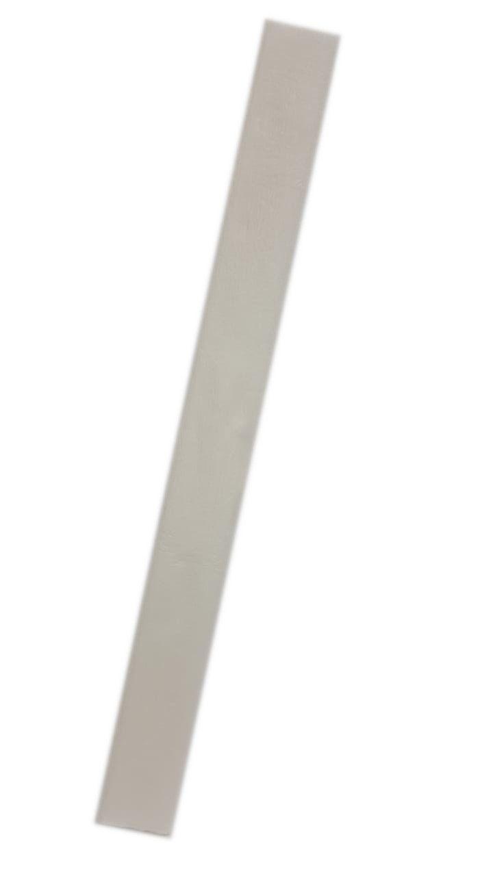 Folha Crepom Cor Branco 48 cm x 2 m - unidade