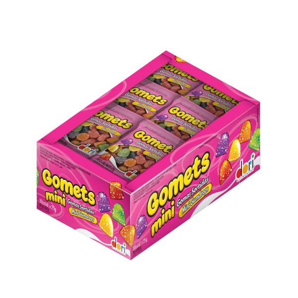 Gomets Dori c/30 unidades