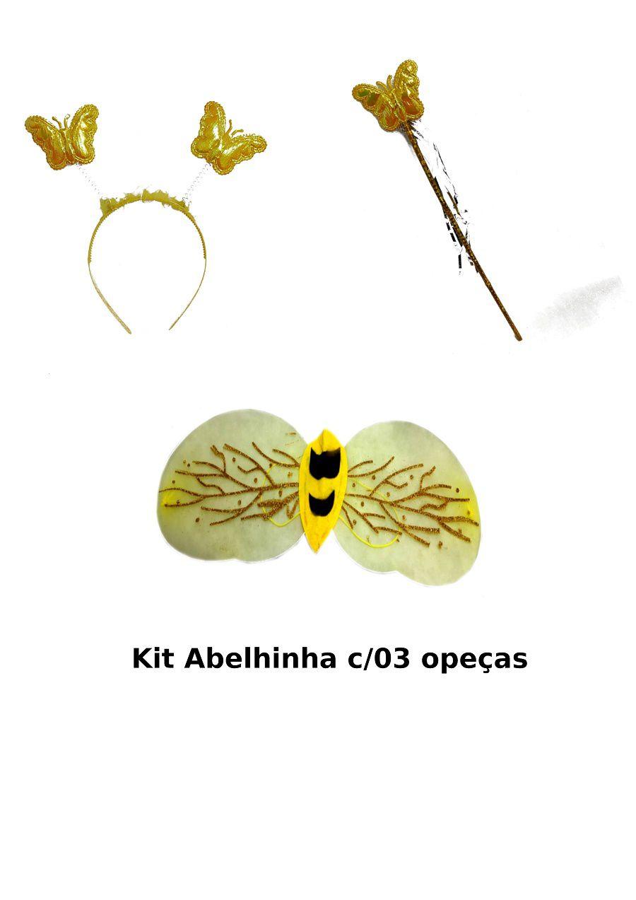 Kit Abelhinha c/03 peças - unidade