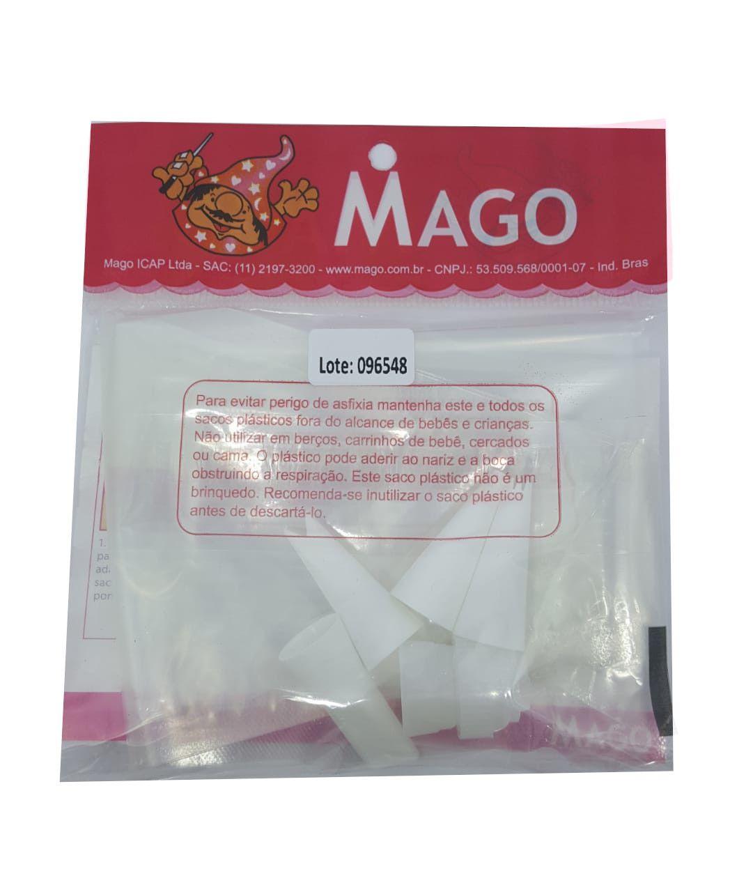 Kit Jogo para Confeitar Mago c/08 peças