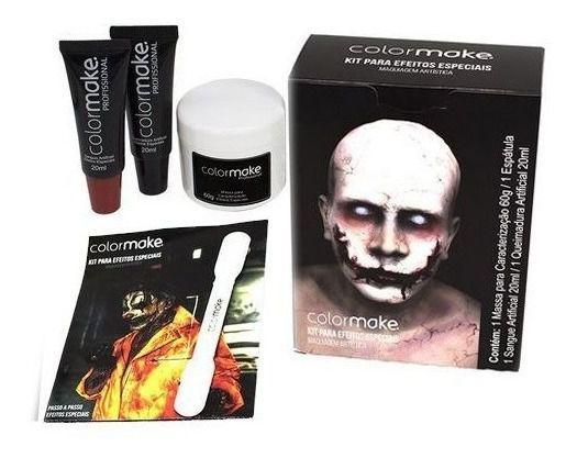 Kit Maquiagem Artística Colormake - unidade
