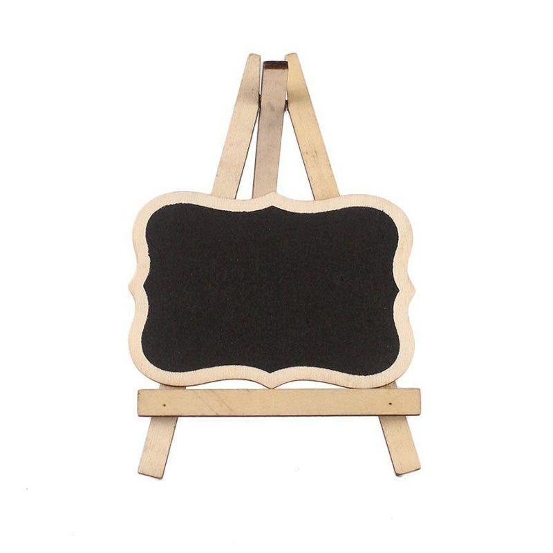 Lousa cavalete ondulado 10 x 8 x 12,5 cm unidade