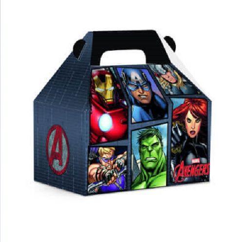 Maleta Kids Avengers M c/10 unidades