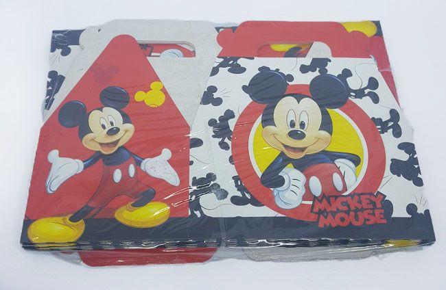 Maleta Kids Mickey M c/10 unidades