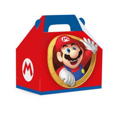 Maleta Kids Super Mario c/10 unidades