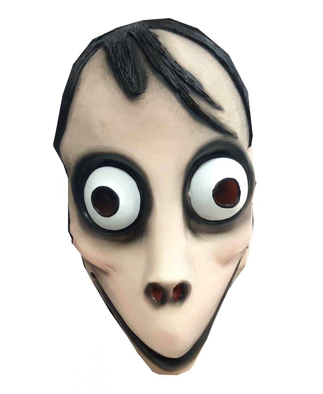 Máscara Spook Malvada Elástica (Momo) - unidade
