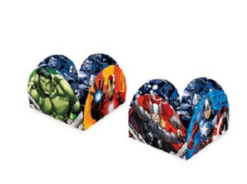 Porta Forminha Avengers Animated c/50 unidades