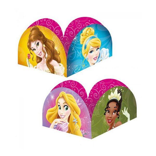 Porta Forminha Princesas c/50 unidades