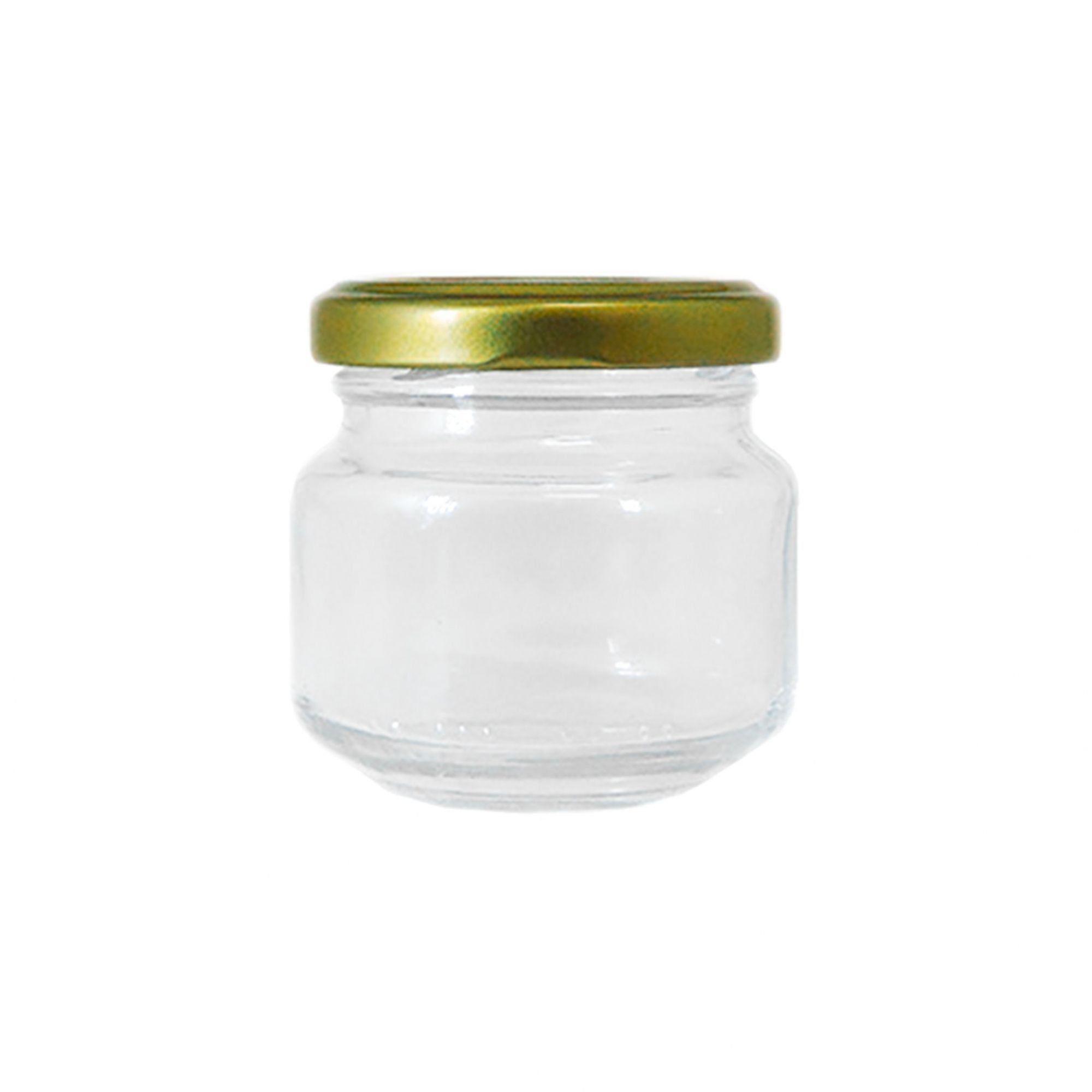 Potinho Vidro de Papinha 40 ml - unidade