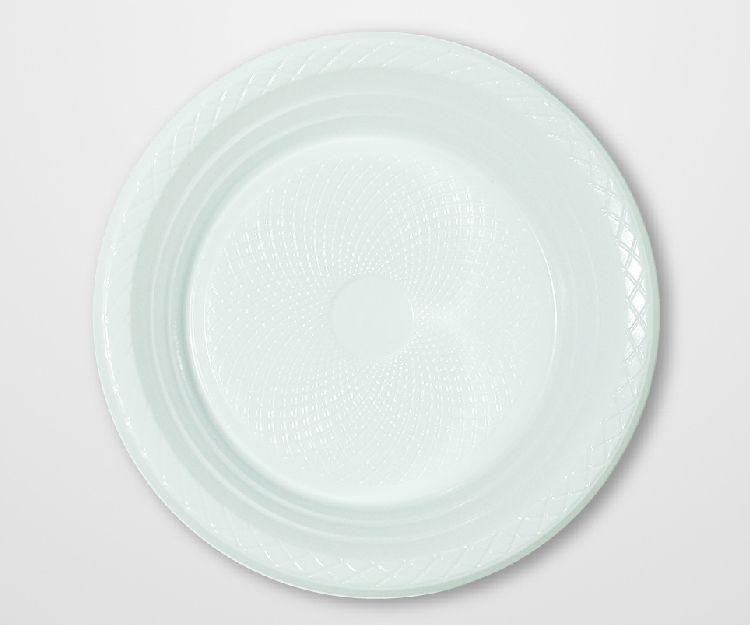 Prato Forfest Branco 26 cm c/10 unidades