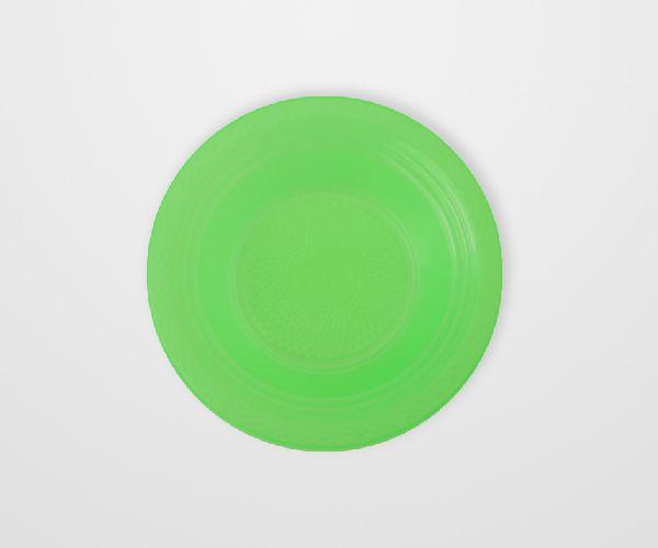 Prato Forfest Verde Limão 15 cm c/10 unidades