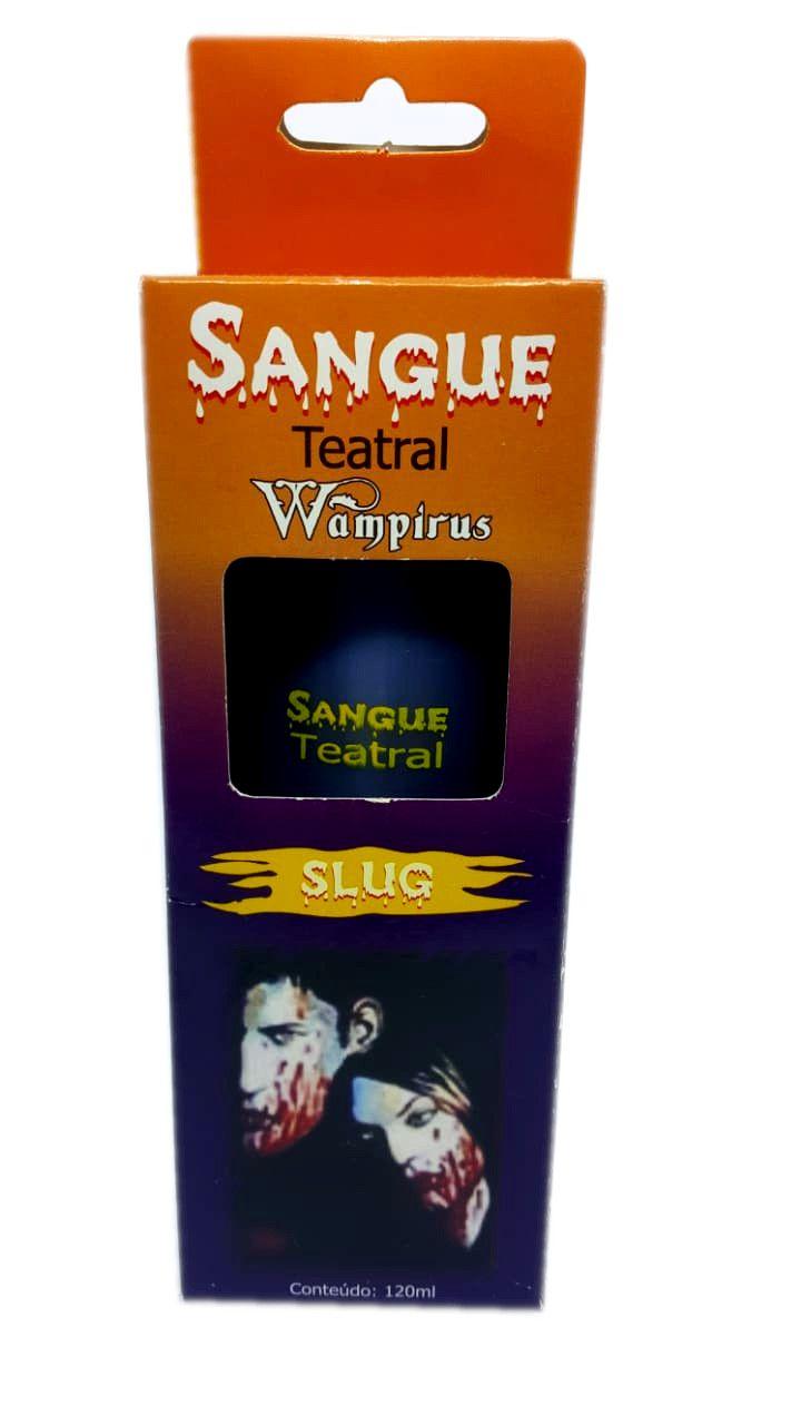 Sangue Teatral Slug - 120 ml