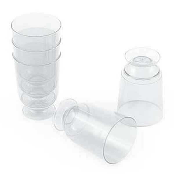Taça Pit 030 Cristal c/10 unidades - 25 ml