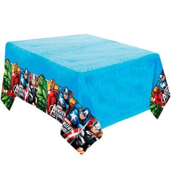 Toalha de Mesa Avengers Animated 2,20 m x 1,20 m