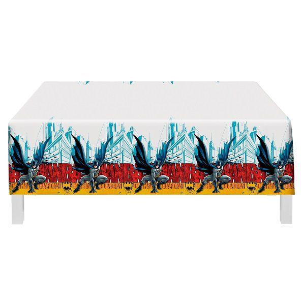 Toalha de Mesa Batman 1,20 m x 1,80 m